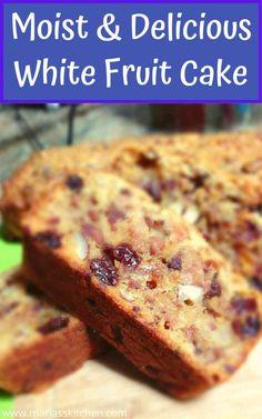 Dried Fruit Cake Recipe, Eggless Fruit Cake Recipe, Fruit Cake Loaf, Fruit Cakes, Fruit Cake Recipes, Christmas Fruit Cake Recipe, Christmas Recipes, 3 Ingredient Fruit Cake Recipe, Healthy Fruit Cake