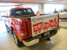 hendrick buick gmc cadillac supports toys for tots www. Cars Review. Best American Auto & Cars Review