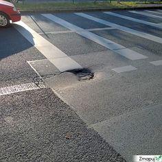 Podnět 142356 - Poškozený povrch vozovky - Praha 4 #Poškozenýpovrchvozovky #Praha4 #ZmapujTo #MobilniRozhlas