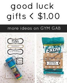 Good Luck gifts for Athletes - DIY for a dollar or less! Good Luck gifts for Athletes - DIY for a dollar or less! Cheer Camp, Cheer Coaches, Cheerleading Gifts, Gymnastics Gifts, Volleyball Gifts, Volleyball Drills, Gifts For Gymnasts, Gifts For Cheerleaders, Volleyball Locker