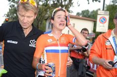 Marianne Vos, UCI World Road Race Championship 2013, tears, pic: ©Stefano Sirotti