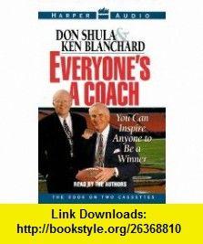 EVERYONES COACH             AU EVERYONES COACH AU (9781559947244) Don Shula, Ken Blanchard , ISBN-10: 1559947241  , ISBN-13: 978-1559947244 ,  , tutorials , pdf , ebook , torrent , downloads , rapidshare , filesonic , hotfile , megaupload , fileserve