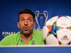 """Buffon sieht nur """"wenig Möglichkeiten"""" gegen Bayern http://gianluigibuffon.forumo.de/post69587.html#p69587"""