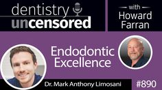 Dr. Mark Anthony Limosani discusses CBCT use in endodontics and more on Dentistry Uncensored