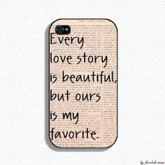 'My Favorite.' iPhone Case