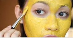 Эту маску называют «золотой»! И не зря! Ее свойства безграничны!