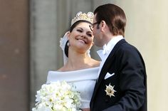 Princess Victoria - Wedding Of Swedish Crown Princess Victoria & Daniel Westling - Cortege