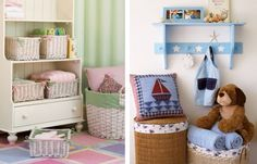 HomeGoods | How to Organize a Playroom Without Losing the Fun