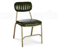 Sedie Di Metallo Vintage : Lotto pezzi sedia in metallo stile tolix colore vintage per bar