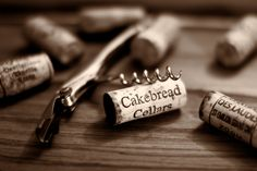 Wine Corks on Brazilian Rosewood shot on Canon with Sigma @ ISO Cakebread Cellars, Wine Art, Cork, Relax, Corks
