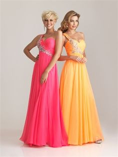 Chiffon Ruched Empire Beaded Strap Prom Dresses PD2102 www.simpledresses.co.uk £126.0000