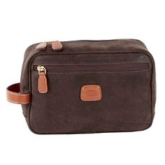 Brics Luggage Life Traditional Shave Case Olive One Size *** You can get additional details at the image link.