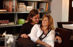 old picture Roger Federer Family, Mirka Federer, Best Player, Old Pictures, Gentleman, Hot Guys, Couples, King, Random