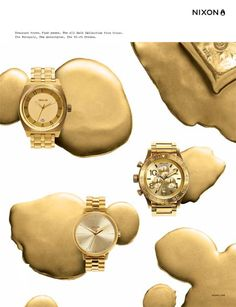 Nixon: The Gold Collection