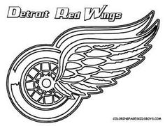 Hockey mascot coloring pages ~ images of the wild hockey team NHL LOGOS | NHL Coloring ...