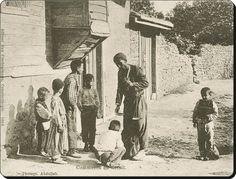 Leblebici - 1870'ler Fotoğraf : Abdullah Freres