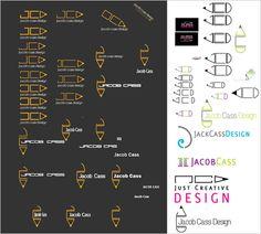 Logo Design Process for Just Creative Design's Award Winning Logo