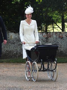 pippa middleton christening | on Kate Middleton and her family when they attended the christening ...