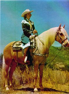 1950s cowgirl, vintage western wear
