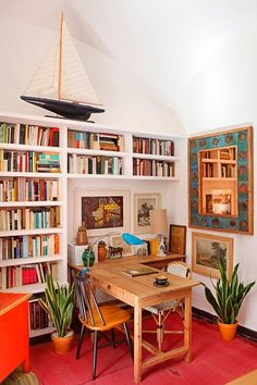 Красивые домашние офисы - Всё самое интересное в одном журнале