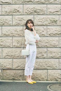 Fashion Pants, Fashion Outfits, Women's Fashion, Cool Outfits, Casual Outfits, Womens Fashion For Work, Ladies Fashion, Dress Codes, Asian Fashion