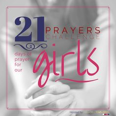 Ever feel like we're just up against so many challenges when it comes to raising our daughters to be godly women? Recently, God reminded me there is nothing I can do that is more effective than calling upon the One who authors Lexi's faith. Would you take this challenge? #prayerchallenge #prayer #parenting #christianmom #girlmom #raisinggirls