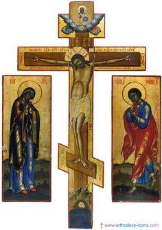 Orthodox Crosses » Orthodoxy icons