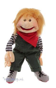 Living Puppets handpop Pelle - Handpoppen.nl Living Puppets, Teddy Bear, Toys, Animals, Fictional Characters, Art, Activity Toys, Art Background, Animales