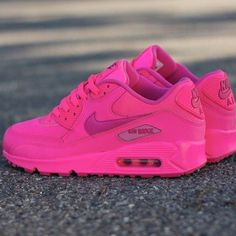 official photos 78145 19bc3 Obsessed Air Max 90, Pink Nike Air Max, Pink Nike Shoes, Nike Air