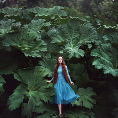 Gorgeous Fine Art Portraiture by Margarita Kareva #inspiration #photography