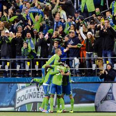 October 30, 2013 vs. Colorado Rapids Colorado Rapids, Seattle Sounders, Seahawks, Washington State, October, Funny, Sports, Photos, Hs Sports