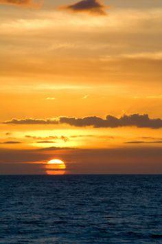 Kihei Sunset, Mai Poina 'Oe Ia'u Park, Kihei, Maui, Hawaii