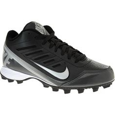 SALE - Mens Nike Land Football Cleats Black - BUY Now ONLY $48.00