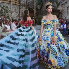 The recent Dolce and Gabbana show at La Fontelina on my favourite island of #Capri in #Italy. #fashion #DG #DolceGabbana  See more in today's Capri post on the Luscious blog.  Natasha xx