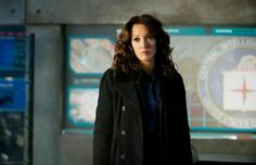 Jennifer Beals on Castle