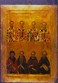 edu sinai files original 6889 Byzantine Icons, Byzantine Art, Religious Icons, Religious Art, Orthodox Catholic, Paint Icon, Russian Icons, Best Icons, Caravaggio