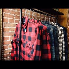Our new FR Fleece Flannel's are so sick ! #fadedroyalty #cozy