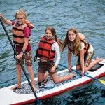 Paddleboarding: The Stand-Up Sport