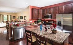 Ryland Homes - Philadelphia, Belmont Kitchen