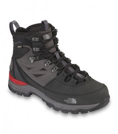 The North Face Men's Verbera Gtx Hiking Boots Wander Woman, Leather Hiking Boots, Walking Boots, Outdoor Outfit, Tactical Gear, Men's Shoes, Combat Boots, The North Face, Shoe Bag