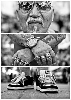Triptychs of Strangers #14, The grieving Sailor - Hamburg