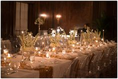Commerce Street Events | Cari & Chris | Winter Wedding at the Hermitage Hotel