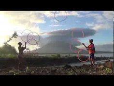 Twisted Orbit on Volcano Island