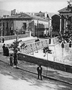 Puente Peligros Murcia, Spain, Antiques, Painting, Old Bridges, 19th Century, Antique Photos, Cities, Fotografia