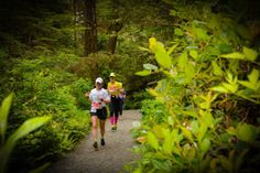 The Edge to Edge Marathon takes you along the Wild Pacific Trail, one of British Columbia's top attractions, and through the West Coast town of Ucluelet. Ucluelet Bc, British Columbia, West Coast, Marathon, Things I Want, Trail, Health Fitness, Bucket, Canada