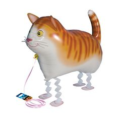 Have fun walking your cute little balloon pet and be the envy of the…