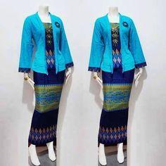 batik solo st Almira warna biru http://dhavlenfashion.com