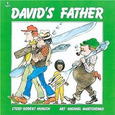 David's Father - Robert Munsch