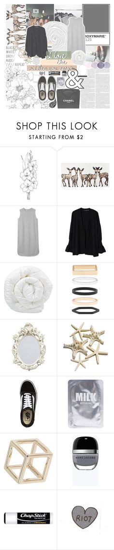 """""""the battle of the color schemes - round one"""" by kind-at-heart ❤ liked on Polyvore featuring WALL, Chanel, MANGO, Brinkhaus, Accessorize, Vans, Lapcos, Topshop, Marc Jacobs and Chapstick"""