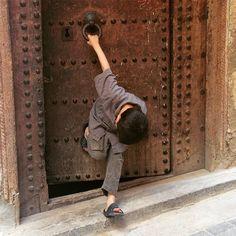 Doors of Fes